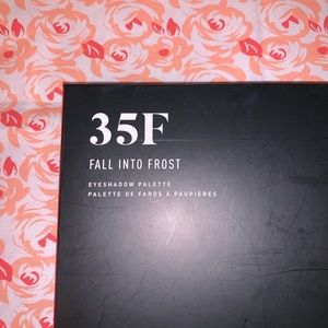 Morphe : Fall Into Frost Pallet : NEVER USED